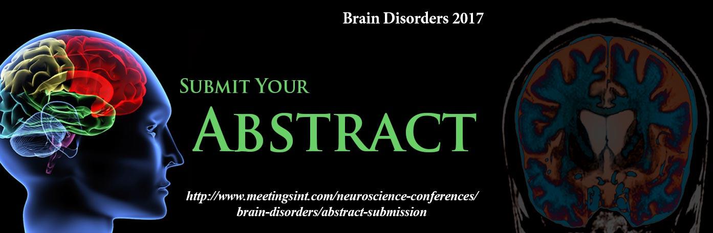 Brain Disorders 2017