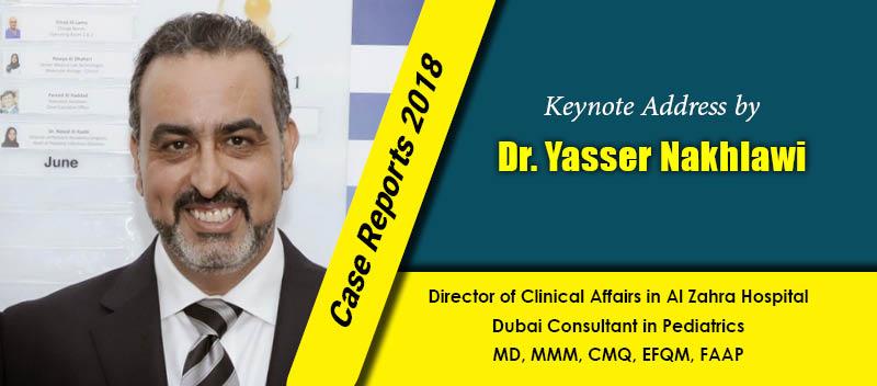 Keynote Speaker - Case Reports 2018
