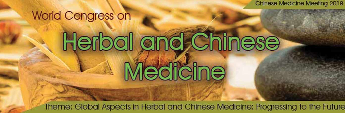 Chinese Medicine Meeting 2018
