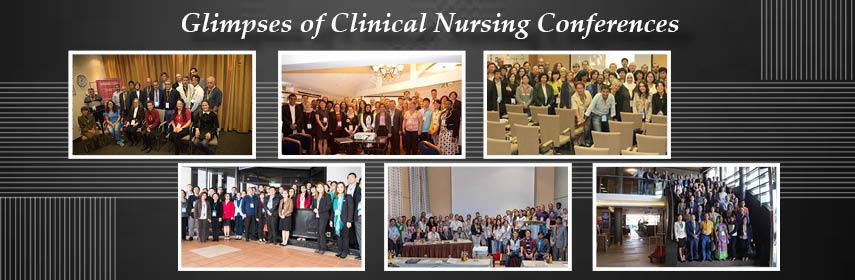 Nursing Conferences   Clinical Nursing Conferences
