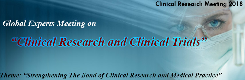 Clinical Research Meeting  2018