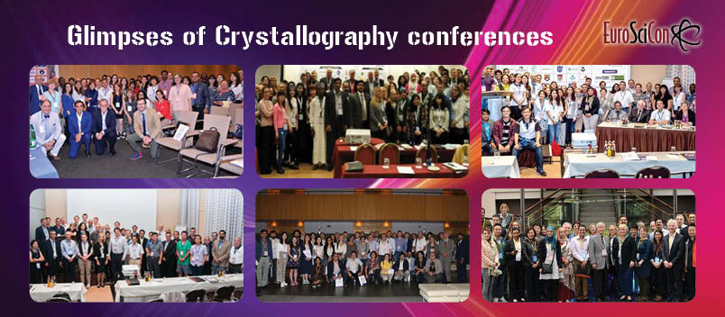 Crystallography Conferences | Chemistry & Spectroscopy