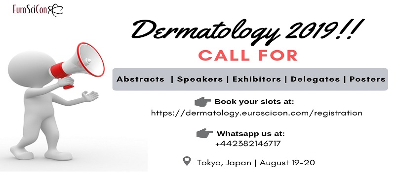 Dermatology Conferences | Top Dermatology conferences 2019