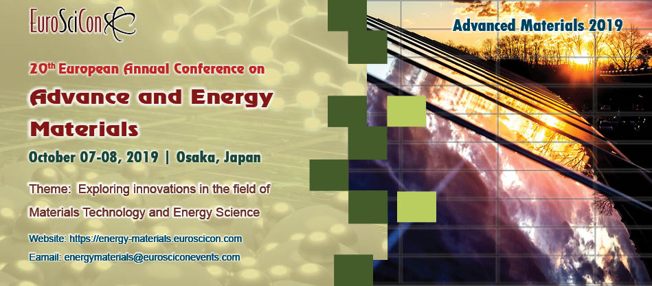Energy Materials Conferences | Advanced Materials
