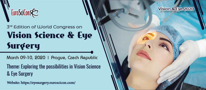 Best Lens For Cataract Surgery 2020.Vision Science Congress Ophthalmology Conferences Laser