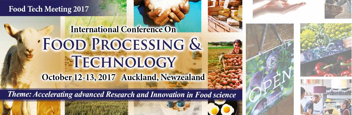 Food Tech-Food Tech Meeting 2017