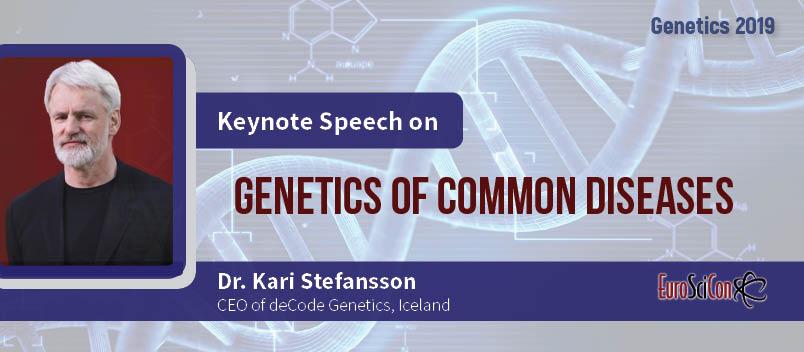 Genetics Conferences  , Genetics Congress 2019 , Genetics Meetings, Annual molecular biology confere