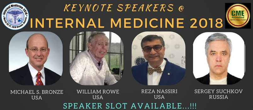 Internal Medicine 2018