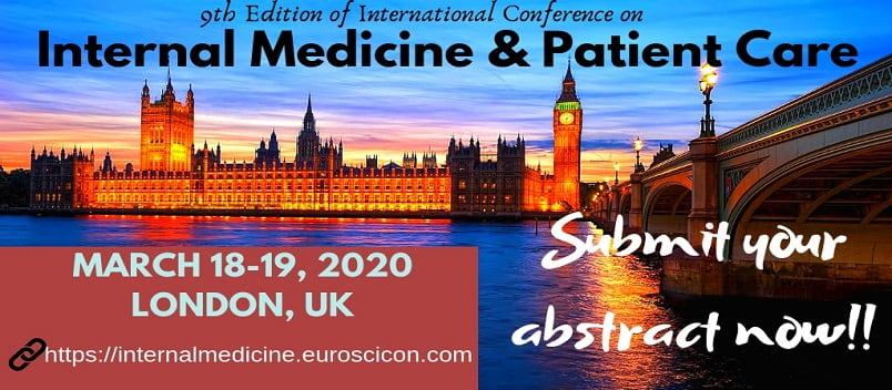 Internal Medicine Conferences 2020 | Internal Medicine Congress