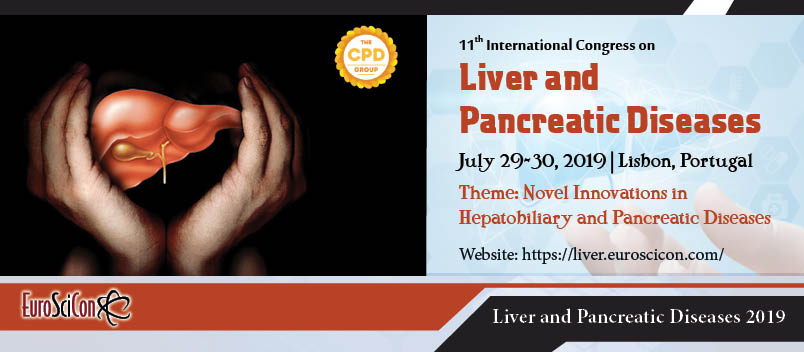Liver and Pancreatic Diseases Conferences | Lisbon, Portugal
