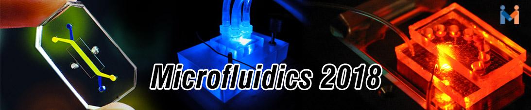 microfluidics 2018