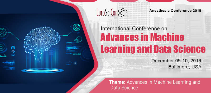 International Conference on Advances in Machine Learning and Data
