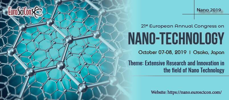 Nano Technology Conference 2019  Nano Technology conference Nano