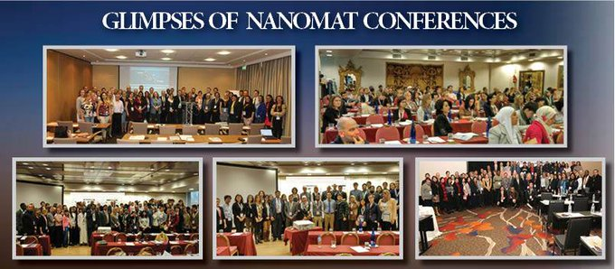 Nanomaterials conferences| Material Science conferences