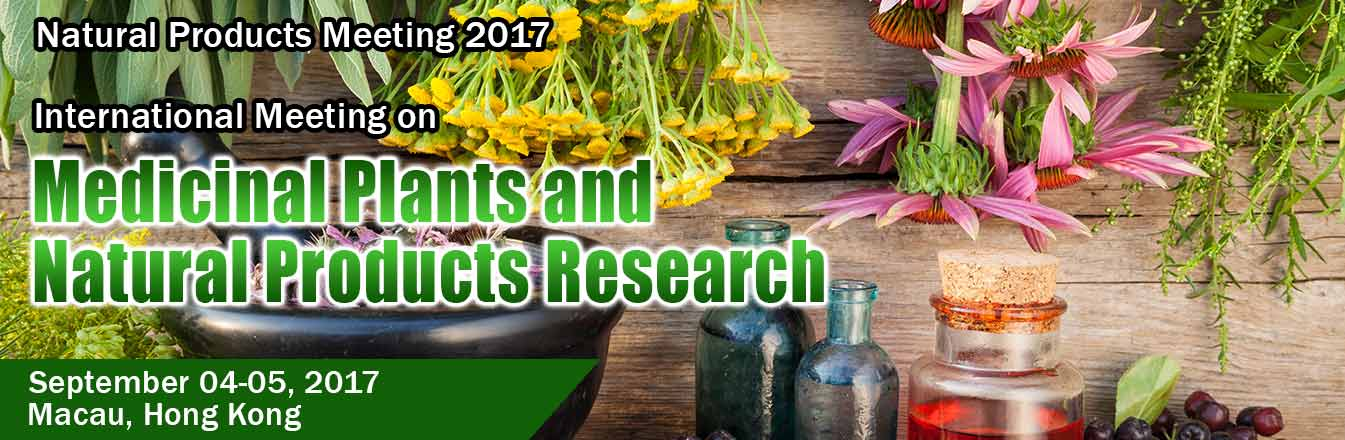 Natural Products,Medicinal Plants-Natural Products Meeting 2017