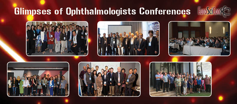 Ophthalmology conferences| Ophthalmologists conferences