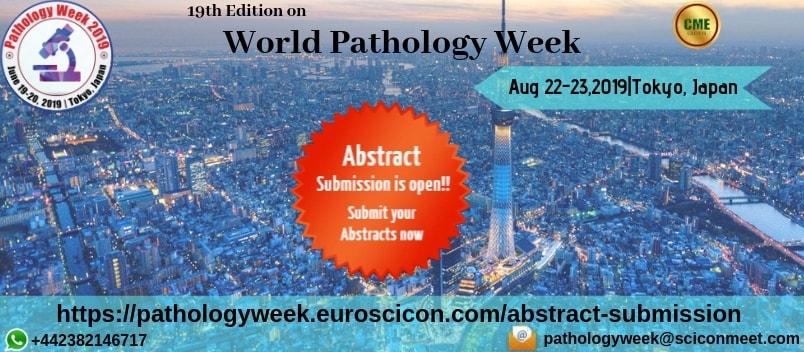 Pathology Week 2019 Conferences