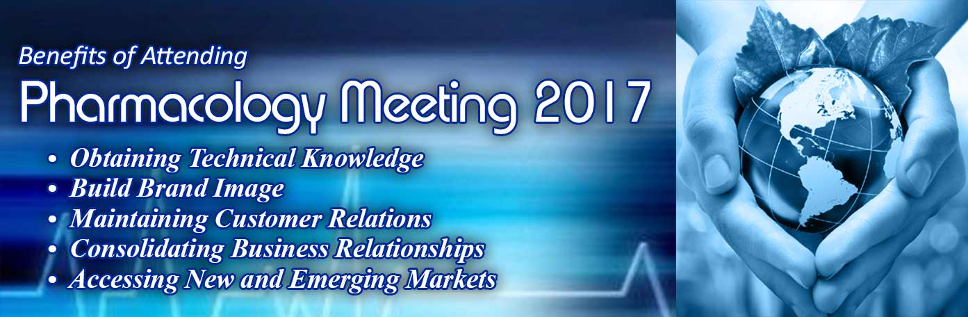 Pharmacology Meeting 2017