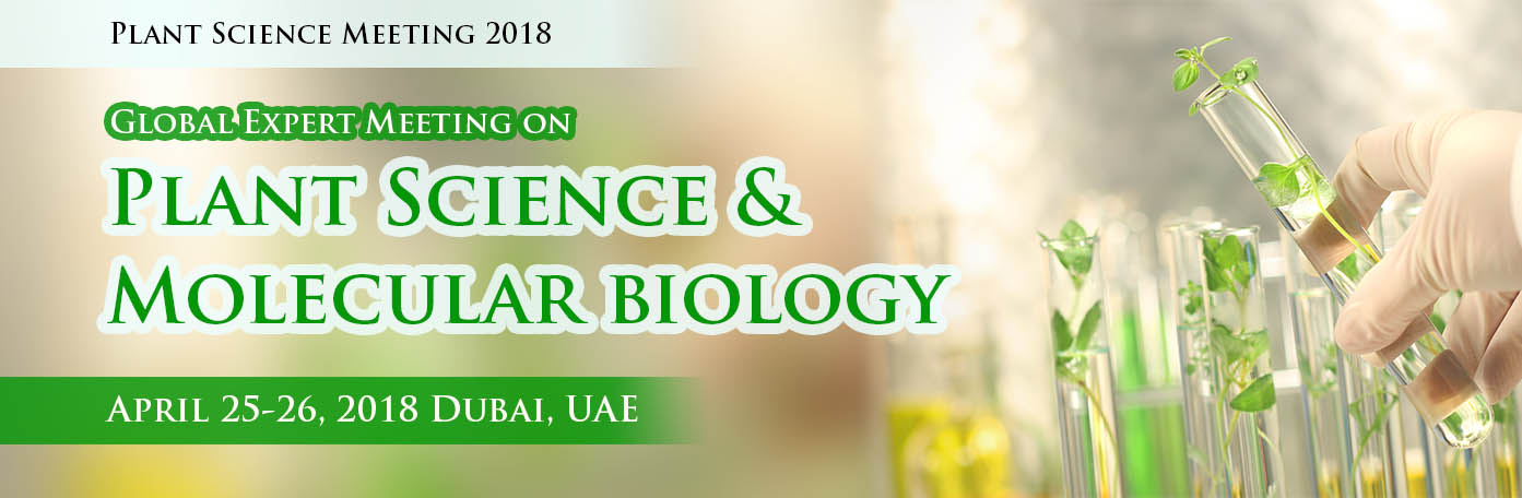 Plant science Meetings-2018