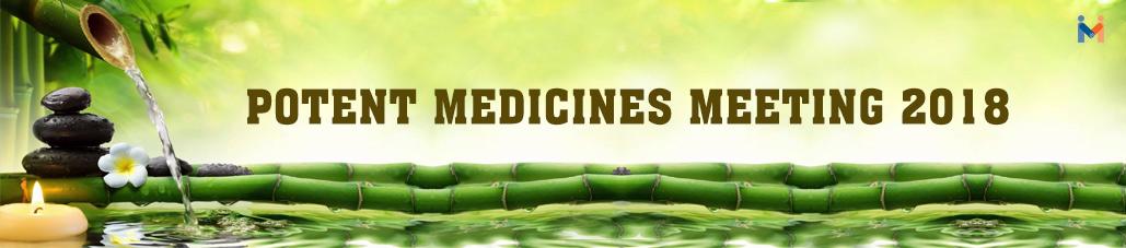 Potent Medicines 2018