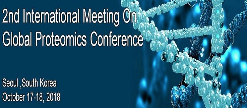 Proteomics Meeting 2018