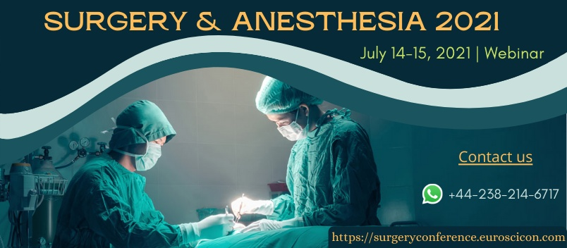 Surgery and Anesthesia_Webinar_2021
