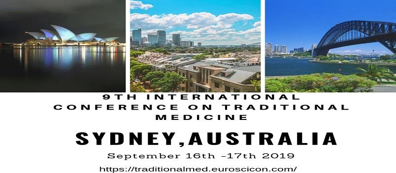 Traditional Medicine 2019 |Traditional Medicine Conferences 2019