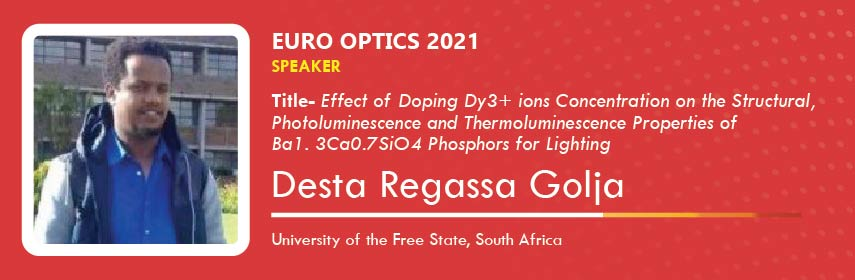 Euro Optics 2021 - Euro Optics 2021