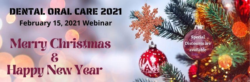 Christmas Discounts | DENTAL ORAL CARE 2021 - Dental Oral Care 2021