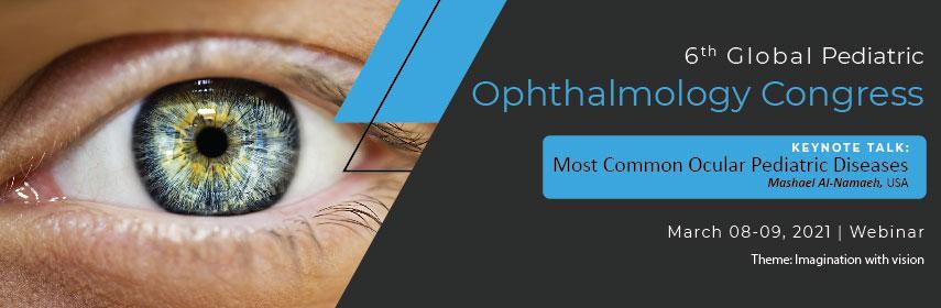 - Pediatric Ophthalmology 2021