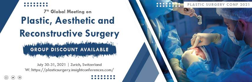 Plastic Surgery Conference 2021 - Plastic Surgery Conf 2021
