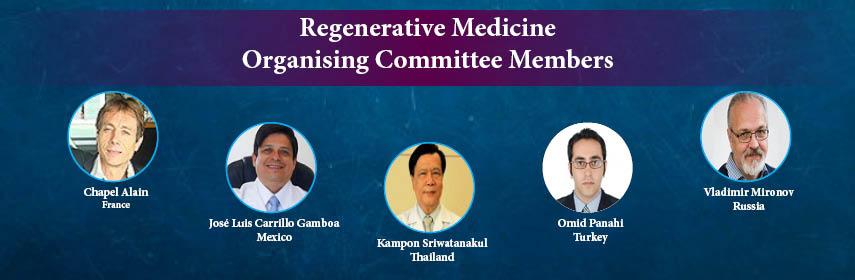- Regenerative Medicine-2021