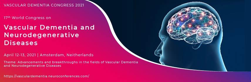 Vascular Dementia Congress 2021 - Vascular Dementia Congress 2021