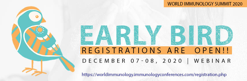 - WORLD IMMUNOLOGY SUMMIT 2020